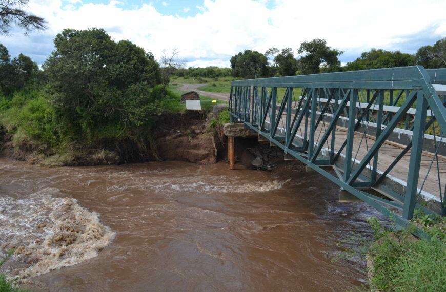 Using IoT and Machine Learning to Help Protect Kenya's Rivers