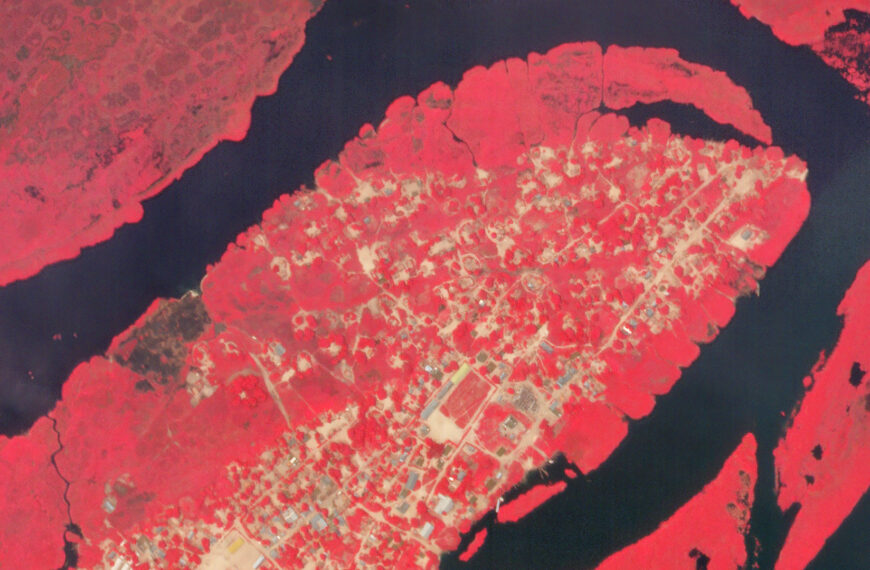 How Flood Mapping From Space Protects The Vulnerable And Can Save Lives (LVL 4)