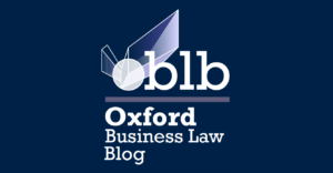 Oxford Business Law Blog logo