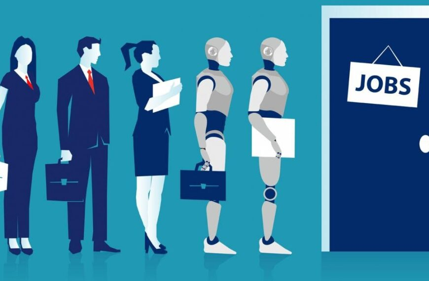AI will impact future of jobs