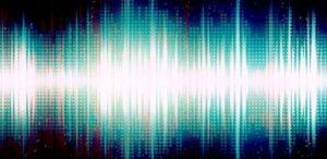 Digital sound waves - voice patterns