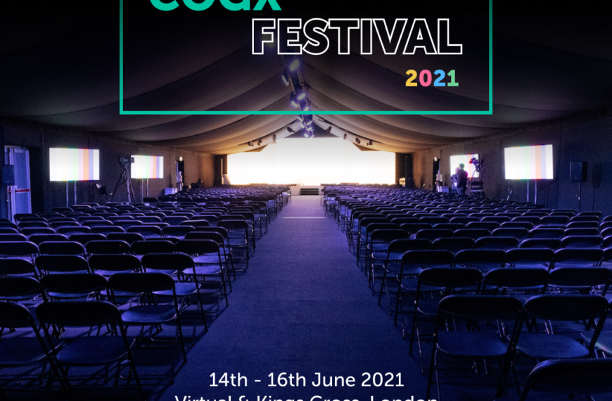 CogX Festival 2021 – Our thoughts so far